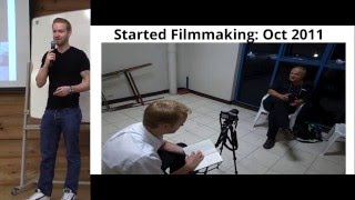 Independent Documentary Filmmaking Vancouver Day 1 4K