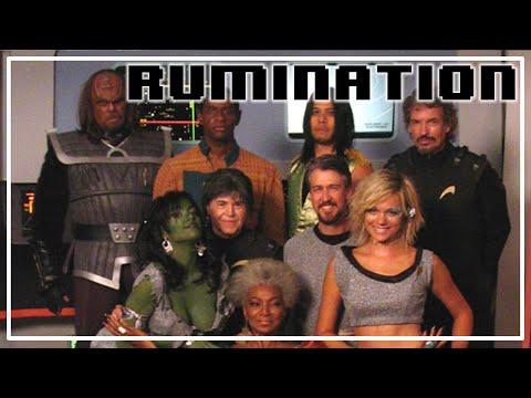 Rumination Analysis on Star Trek Of Gods And Men