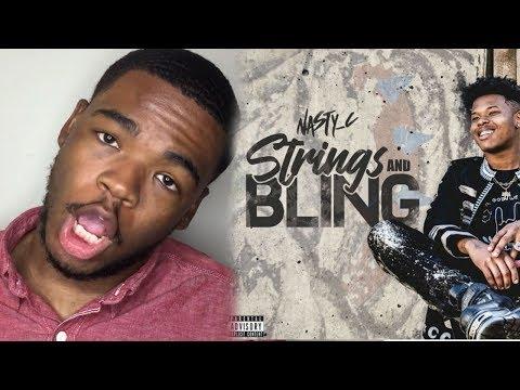 NASTY C | STRINGS & BLING ALBUM REACTION