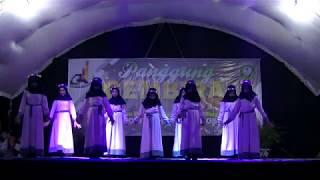 Download Mp3 Tari Islami Barokallah - Regu Mawar // Panggung Gembira 2019