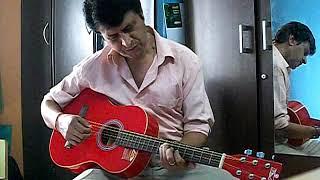 Guitar Lesson  - Tum Bin Jaaon Kahan (Chords & Strumming Pattern by Sablu Mukesh