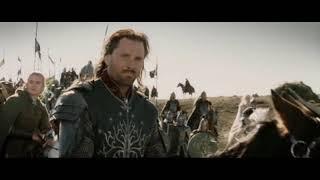 Агроном собирает воинов, для последней битвы... | Властелин Колец Возвращение бомжа (Гоблин)