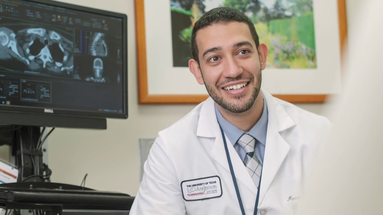 Radiation Oncology Residency at MD Anderson