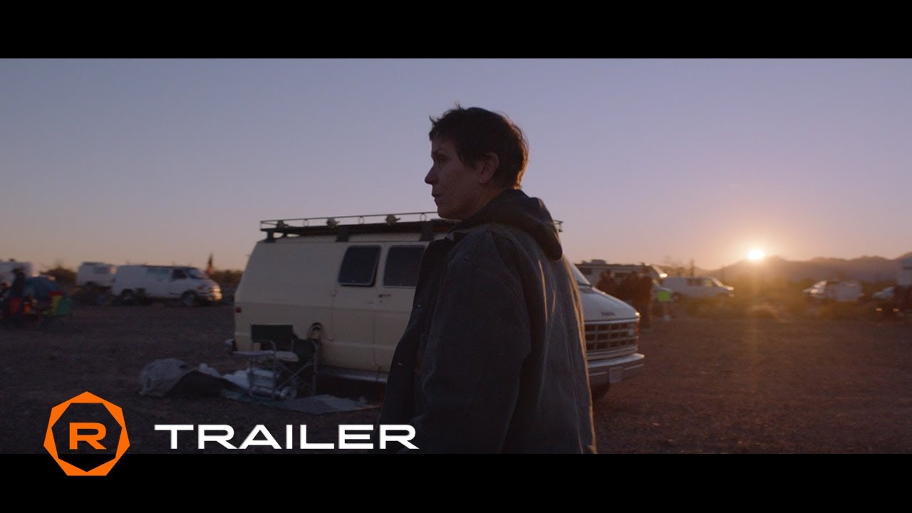 Nomadland Official Trailer 2020 Regal Theatres Hd Youtube