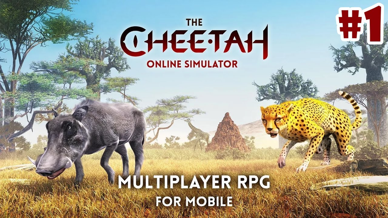 The Cheetah Online Simulator By Swift Apps LTD - Android / iOS - Gameplay  Episode 1