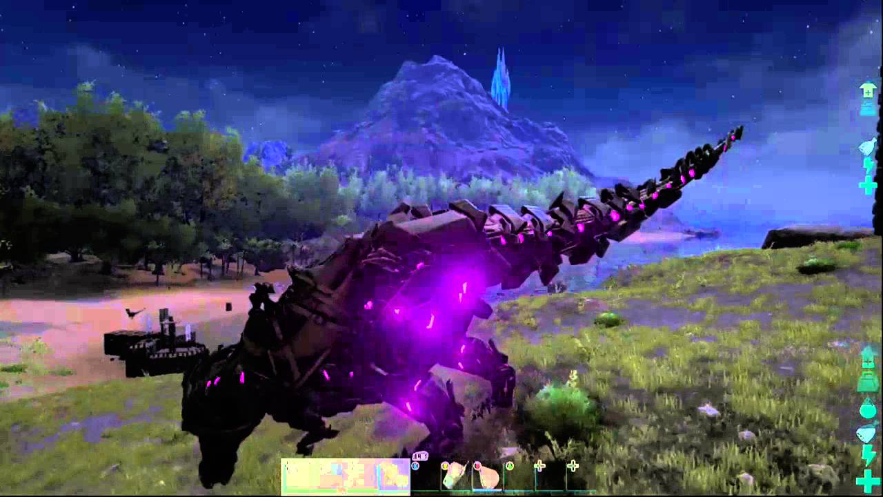 ark survival evolved pink