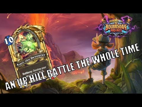 An uphill battle the whole way | Control Warlock | Boomsday Project