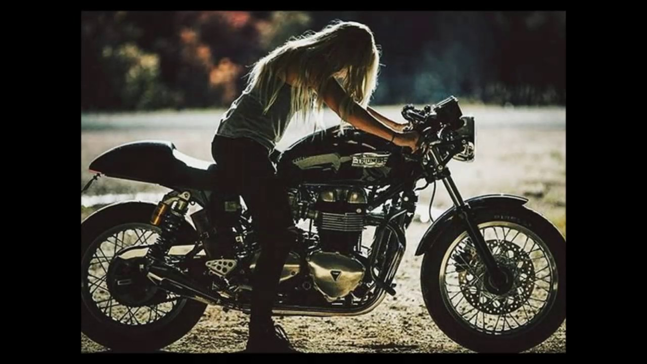 Cafe Racer Style : Cafe racer vintage style racers youtube