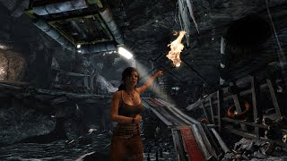 Tomb Raider 2013 - Intro & Mission 1 Gameplay HD