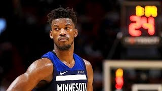 Jimmy Butler Requests Trade From Timberwolves to Knicks, Nets, Clippers!