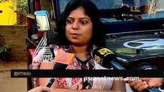 Kathua rape and murder case :   Artiist Durga Malathi's house Attacked