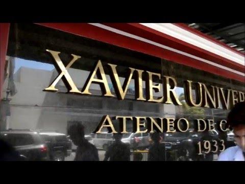 Xavier University - Ateneo de Cagayan Promotion 2016 Tan-awun ta!