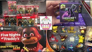 Toy Hunt #99 Roblox Minecraft Pokemon FNAF Tsum Tsums Num Noms Hatchimals Shopkins