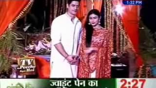 Serial Mahadev : Actor Mohit & Boni controversial bounding