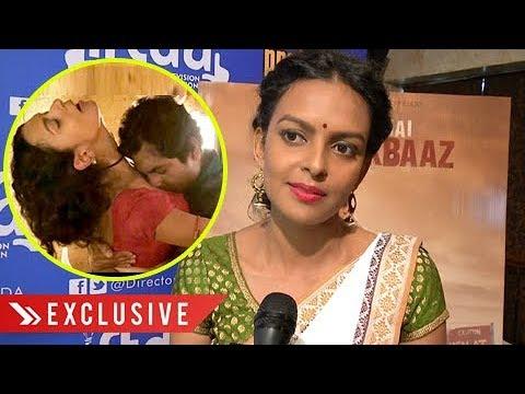 """Not Nervous Getting Intimate With Nawazuddin Siddiqui"" Says Bidita Bag Babumoshai Bandookbaaz thumbnail"