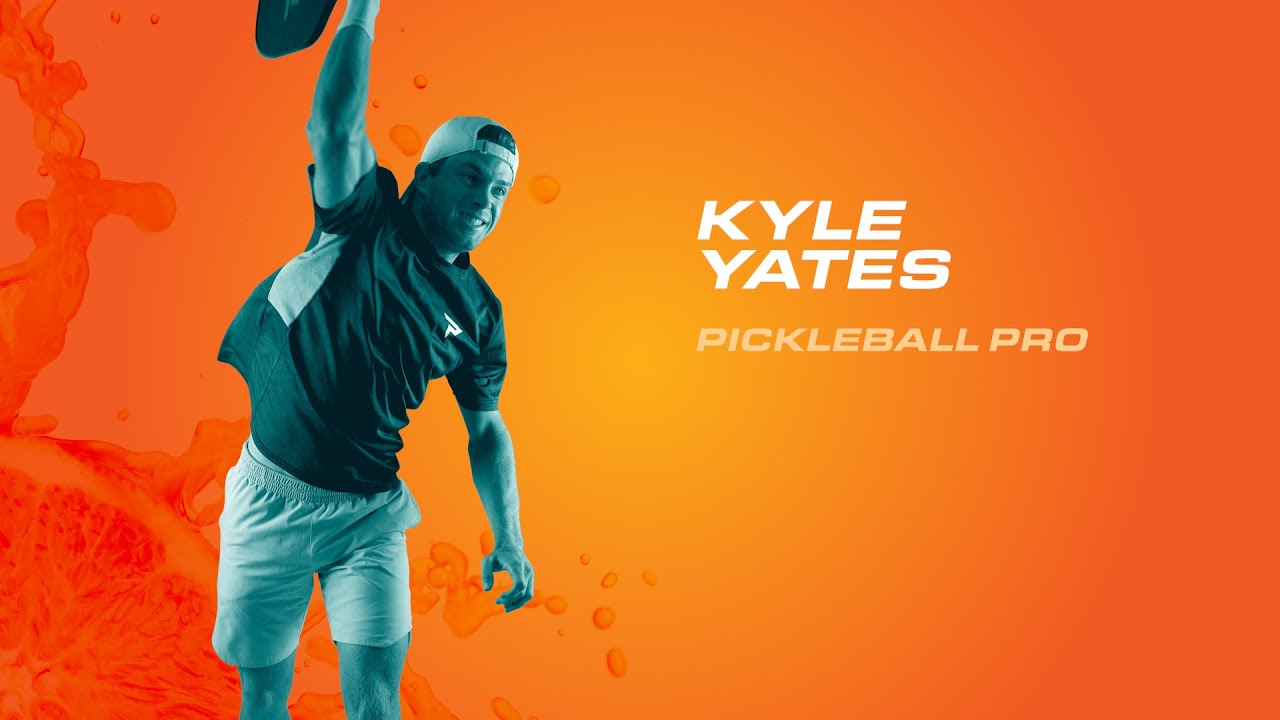Kyle Yates | Jigsaw Pickleball Pro | Full Interview