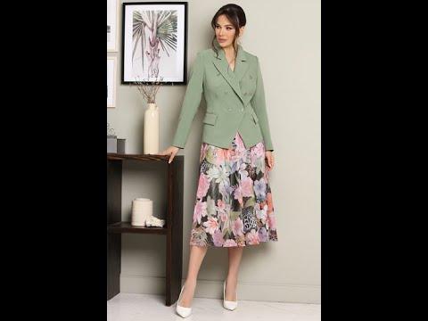 Костюм женский Мода-Юрс модель 2645 oliva
