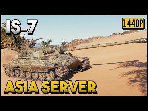 IS-7 - 16k Combined - World of Tanks