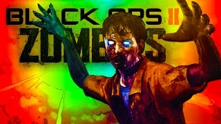 """Black Ops 2 ZOMBIES with The Crew! - """"BURIED WITH DUMBO!"""""""