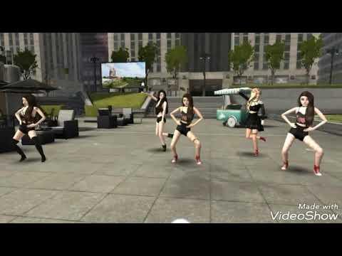 Grupo da dança no avakin #1💝-Vou taca -MC mirella