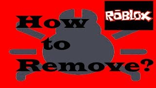 HOW TO REMOVE VIRUSES FROM YOUR ROBLOX GAME