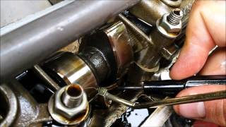 Регулировка клапанов на 8 клапанных двигателях ВАЗ