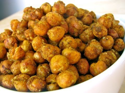 Indian spiced roasted chickpeas recipe quick easy delicious indian spiced roasted chickpeas recipe quick easy delicious forumfinder Images