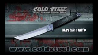 Master Tanto : Cold Steel Fixed Blade Knife