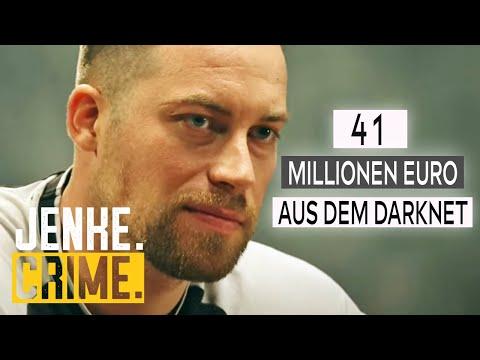 """Darknet Millionär packt aus: so viel hat der Gründer des """"Wallstreet Market"""" verdient!   Jenke.Crime"""