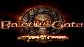 Baldur's Gate Enhanced Edition. Игра не хочет Стрима на этом всё #4.