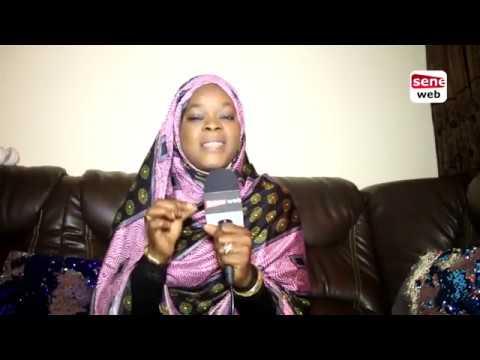 Sokhna Seynab Fall (hasizahallah) aux filles _ ''Aidez les garçons à passer un ramadan tranquille'