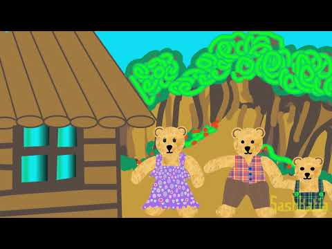 Three Bears Rap Song