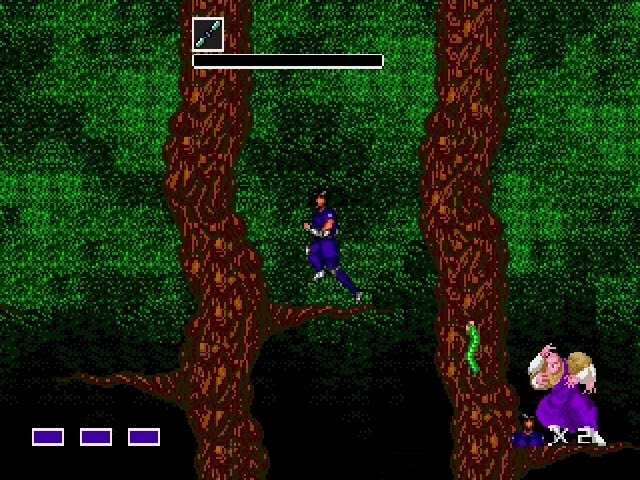 Jouez à Mystic Defender sur Sega Megadrive/Genesis