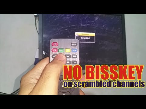 how to enter biss key in made in china dish receivers no bisskey by vocal  of amir