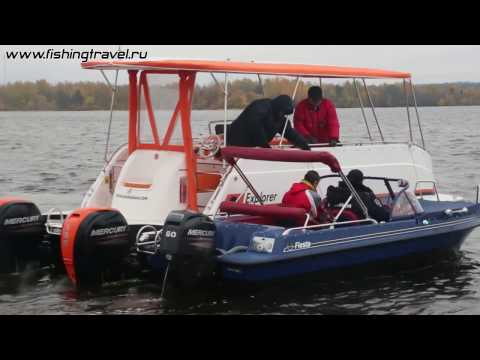 Большое водное путешествие по Верхневолжскому каскаду озер