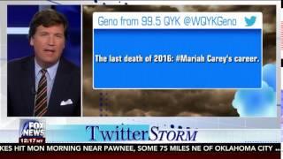My Mariah Carey tweet featured on Fox News Channel