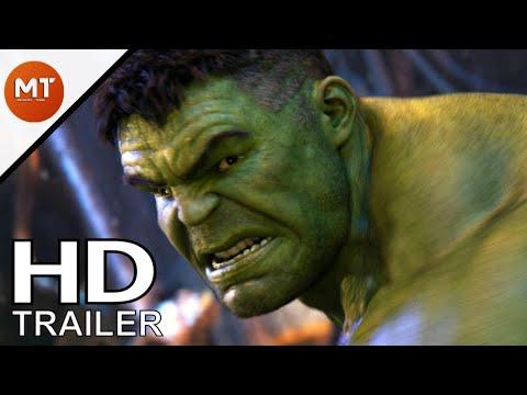 HULK 3 - Movie Trailer 2018 - Hulk Return - (FanMade)