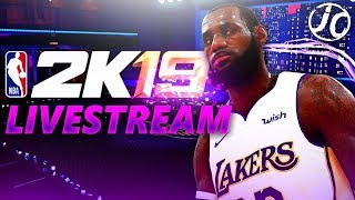 NBA 2K19 EARLY LIVE STREAM NBA 2K19 FULL GAME GAMEPLAY MYPARK & MY CAREER EXPLORING THE PLAYGROUND!
