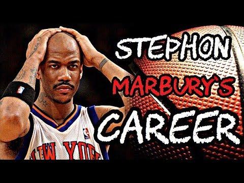 What REALLY Happened to Stephon Marbury's NBA Career?!