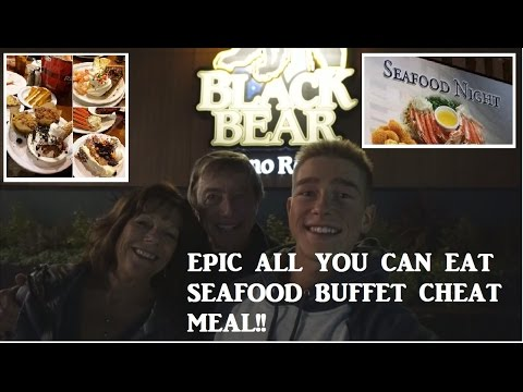 EPIC SEAFOOD BUFFET CHEAT MEAL