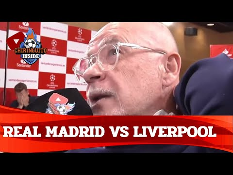 🔴 DIRECTO | REAL MADRID - LIVERPOOL con EL CHIRINGUITO | Cuartos Champions League