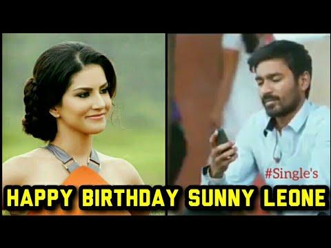 Sunny Leone birthday whatsapp status