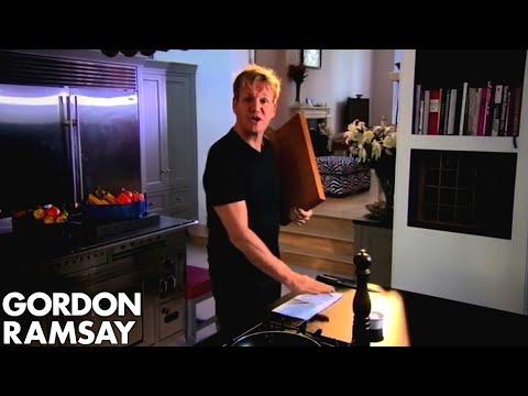 Gordon Ramsay's Kitchen Kit | What You Need To Be A Better Chef ...