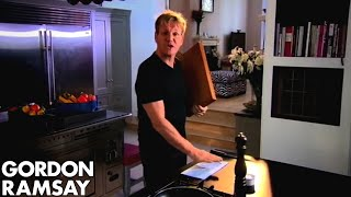 Gordon Ramsay's Guide To Essential Kitchen Equipment