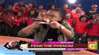 The Fenamenal Woman, Fena Gitu Live #10Over10