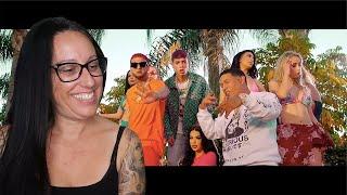 Mom REACTS to Ovi x Natanael Cano x Robgz - Yo Vengo De Barrio