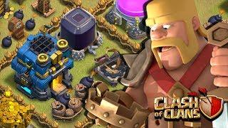 TROLL KÖY SERİSİNİN YARISINA GELDİK !! - Clash Of Clans