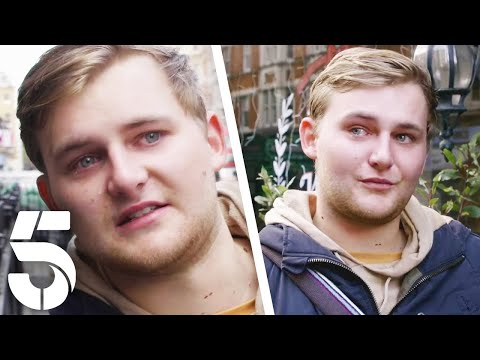 Rich Kid Cries Over The Generosity Of A Stranger! | Rich Kids Go Homeless | Channel 5