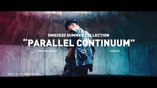 """SMG  2020 SUMMER """"PARALLEL CONTINUUM"""" COLLECTION"""