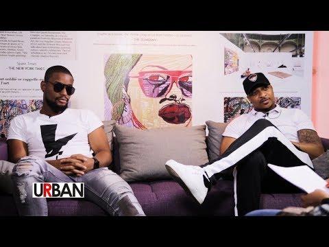 URBAN: A la rencontre de Alex Ekubo et IK Ogbonna à Abidjan